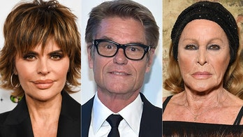 Lisa Rinna details husband Harry Hamlin's past romance with Ursula Andress: 'She got pregnant that night'