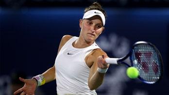 Tennis player tests positive for virus at Palermo Open; Marketa Vondrousova is event's main draw