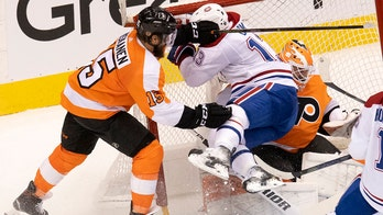 Flyers' Matt Niskanen suspended for Game 6 after hit leaves Canadiens' Brendan Gallagher with broken jaw