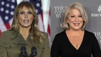 Bette Midler walks back tweet mocking Melania Trump's accent: 'I was wrong'