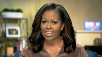 Michelle Obama to Colbert: Nobody rides life on a high