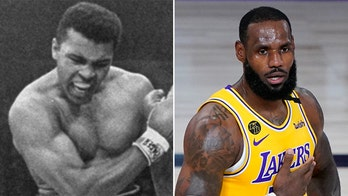 LeBron James wins Sports Emmy for Muhammad Ali documentary