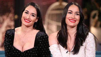 Nikki and Brie Bella introduce their newborn sons: 'We're so in love'