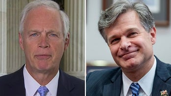 Sen. Ron Johnson explains subpoena of FBI Director Wray: 'I finally ran out of patience'