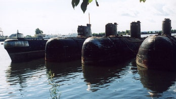 Russia plans to remove radioactive subs, reactors from its Arctic sea floor