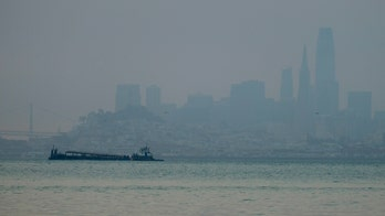 Air quality in Bay Area turns 'unhealthy' from California wildfire smoke, no relief from extreme heat in West