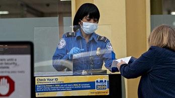 TSA screens 984K passengers Sunday, highest number since April