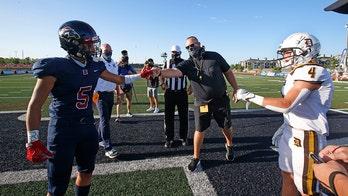 Utah high schools return to football, with virus precautions