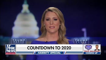 Trump campaign spokeswoman calls Biden 'an empty vesselfilled by the radicals' in Democratic Party