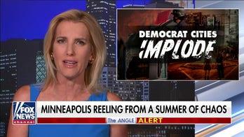 Ingraham: A Democrat win will embolden looters in cities, suburbs