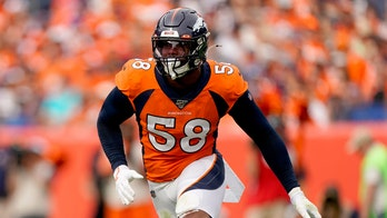 Broncos' Von Miller says he wants to keep playing 'another 5 to 7 years' so son can see him