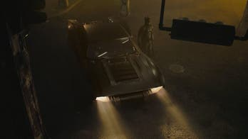 'The Batman' trailer reveals new Batmobile and other vehicles from the film