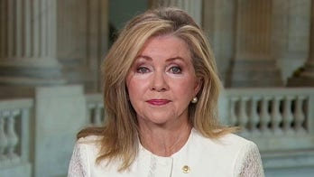 Blackburn warns Biden admin China is 'our adversary,' threatens supply chain