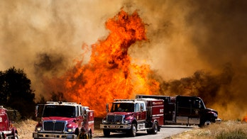 Apple Fire in California explodes to more than 32 square miles, thousands evacuated