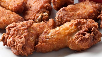 'Masterbuilt' family's smoked sweet and spicy chicken wings