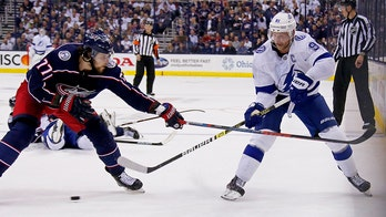 Stanley Cup Playoffs: Tampa Bay Lightning, Columbus Blue Jackets face off in Round 1