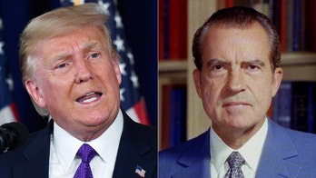 Christopher Nixon Cox: Trump the peacemaker – Nixon offers this blueprint for reelection