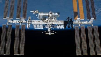 NASA astronaut, Russian cosmonauts woken to find space station leak