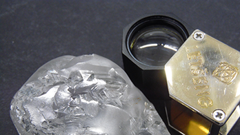 'Remarkable' 442-carat diamond found in Africa, could be worth $18M