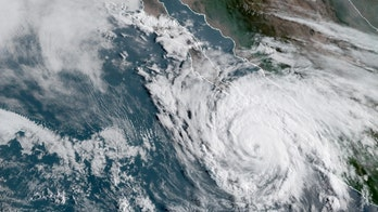 Hurricane warning in Mexico's Baja California as Genevieve to give close pass