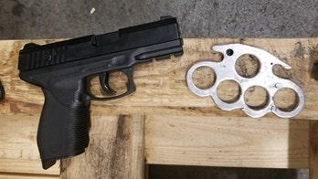 Portland boy, 15, arrested after allegedly pointing fake gun at crowd