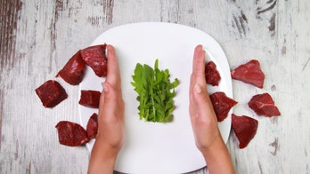 Swapping red meat for plant protein may lower some cardiovascular risks, study finds