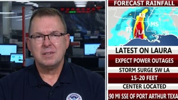 FEMA head warns of 'unsurvivable surge' from Hurricane Laura, tells residents to 'get out'