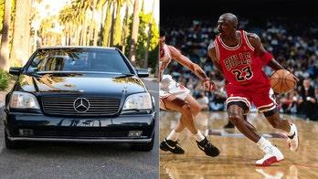 Michael Jordan's 'Last Dance' Mercedes-Benz sold for $202,200