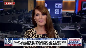 Dagen McDowell says getting rid of private health insurance is now considered 'moderate' for Democrats