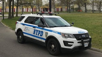 NYPD cop car in Queens fender bender apparently had its brake line cut