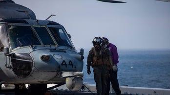 Marines in training exercise accident off California coast ID'd