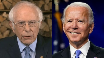 Joe Biden blasts Bernie in pitch to Wisconsin voters: 'I beat the socialist'