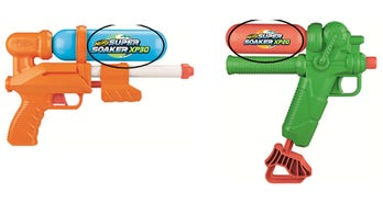 Hasbro recalls 52,000 super-powered water guns sold at Target