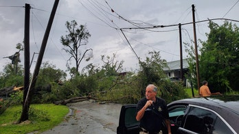 'Likely' tornado in Florida flips truck, causes significant damage in DeLand