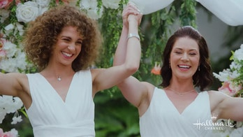 Hallmark to feature first same-sex wedding in network's history