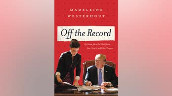 'Off the Record' by Madeleine Westerhout