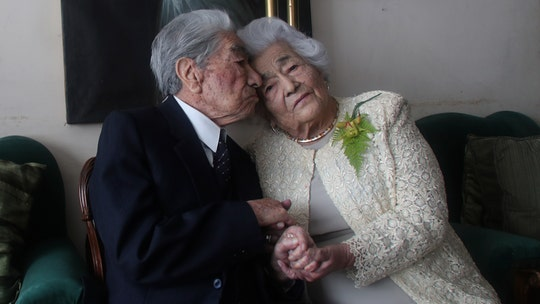Ecuador spouses, 104 and 110, set world record for oldest married couple