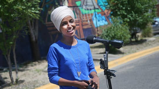 Ilhan Omar defends Minneapolis proposal to slash nearly $8 million from police budget
