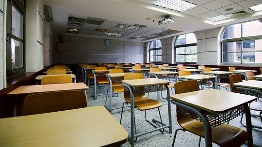 LA prep school graphic teaching students 'fat, short, unattractive' people are oppressed