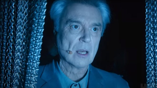 David Byrne apologizes for past use of blackface in film promo: 'A major mistake'