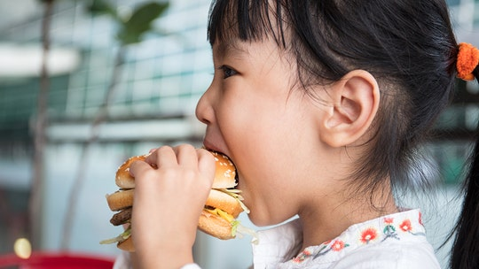 Kids eating more fast food: CDC
