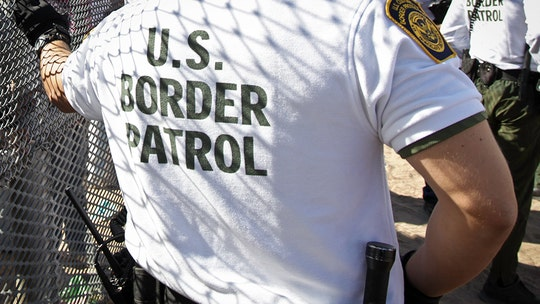 Border Patrol agent charged with trafficking cocaine
