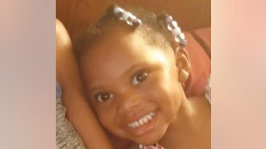 FBI offers $10,000 reward in search for 2-year-old girl's killer