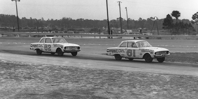 Several lower-tier NASCAR series have used the road course, including the short-lived Compact Car series of the 1960s.