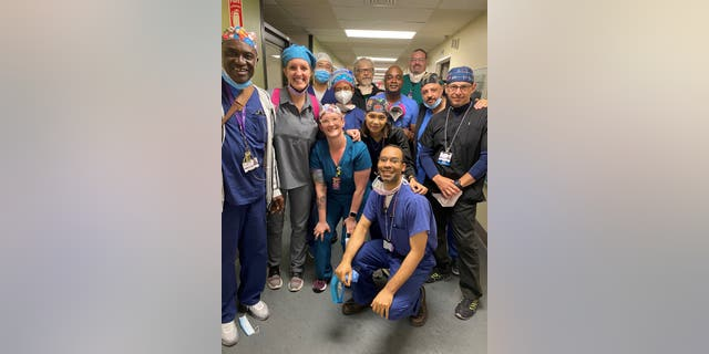 Many applauded the efforts of nurses and doctors for their hard work amid the coronavirus pandemic, but respiratory therapists shouldn't be left out of the mix, as they, too, experienced first-hand the horrors of the COVID-19 crisis. (Photo credit: Julie Sullivan)