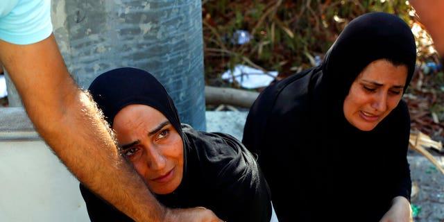 Beirut Explosion Rocks Wedding as Bride's Parents Walk Down the Aisle