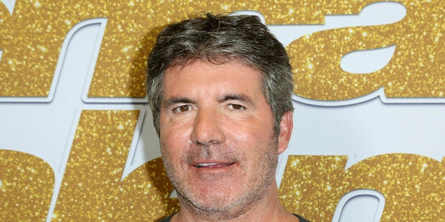 Simon Cowell underwent back surgery after an accident at his home in Malibu.