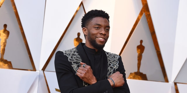Aubameyang pays tribute to Chadwick Boseman with emotional message