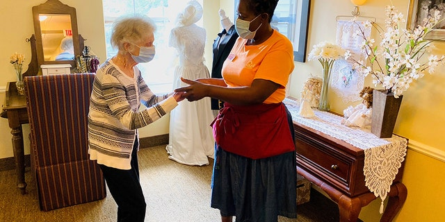 Anna Del Priore still enjoys dancing to maintain good health.