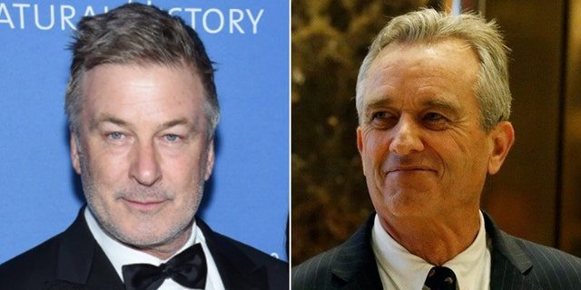 Alec Baldwin, Robert F. Kennedy Jr.